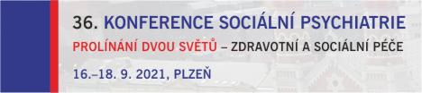 36. Konference Sociální Psychiatrie